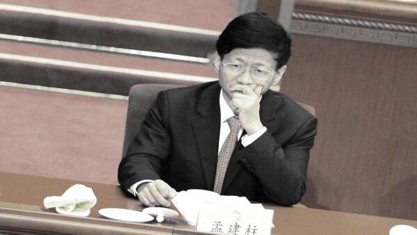 陈思敏:政法系统大整顿 孟建柱岌岌可危?