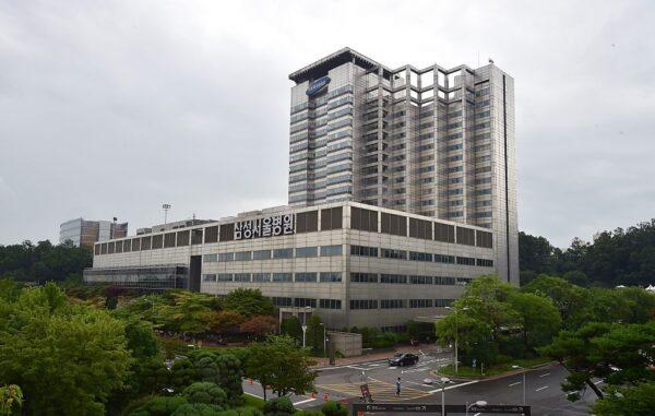 韓國三星醫院護理師 接連確診感染中共肺炎