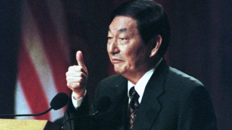 朱镕基:若香港搞坏了 中共就是民族罪人!(视频)