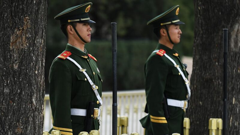中央警衞局送美女「進宮」 前中南海保鏢爆內幕