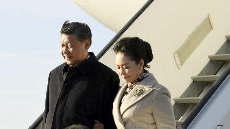 不滿鎮壓香港 傳彭麗媛與習閙矛盾