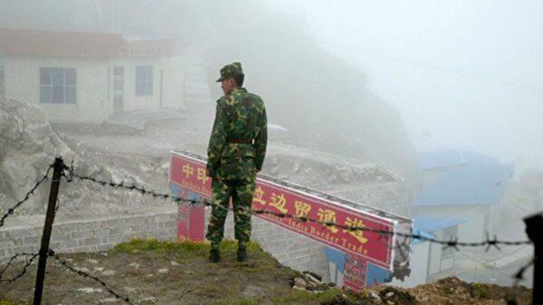 恒行娱乐:中印兩軍對峙畫面曝光 川普表示願出