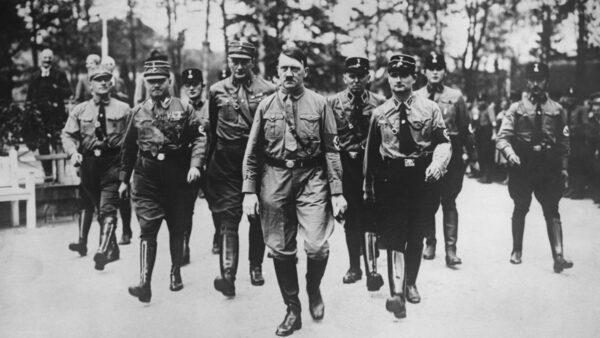 希特勒再現香港?二戰前的一幕正在重演