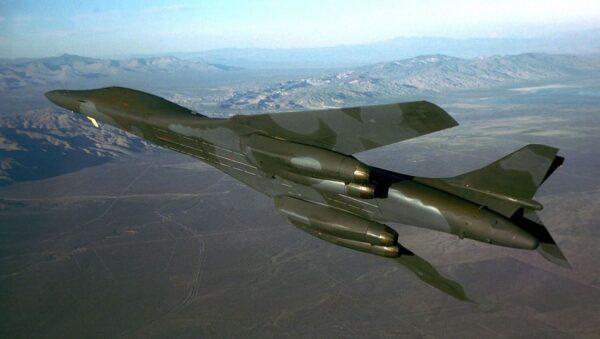 軍備競賽升溫 美B-1B轟炸機擬攜高超音速導彈