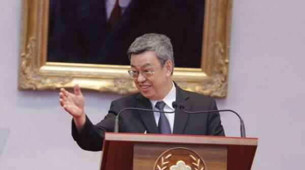 台副總統:不排除中共病毒源自實驗室洩漏
