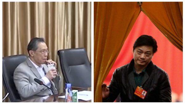 崔永元再度發聲 揭鍾南山違法打牛奶廣告