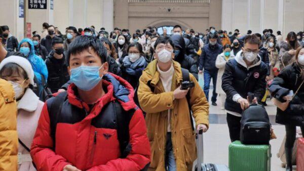 納瓦羅:中共派數十萬遊客海外「散毒」