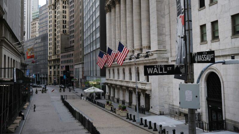 参院通过法案 美国股市将清除中国流氓公司