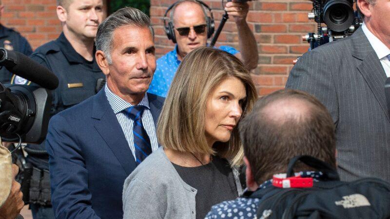 好莱坞明星夫妇认罪 大学招生舞弊案再进一程