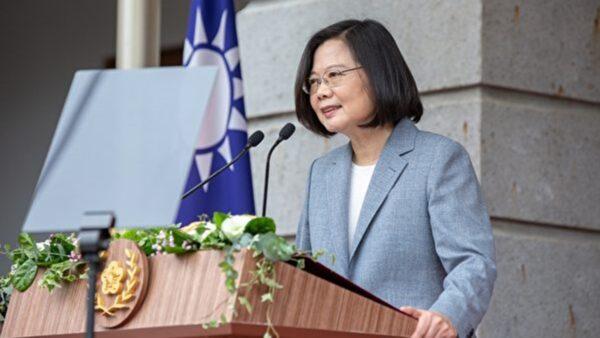 陈维健:中华民国在台湾向世界展示新姿态