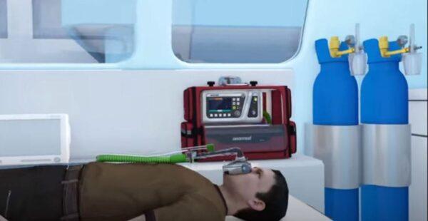 英医界人士警告:中国产呼吸机可致病人死亡