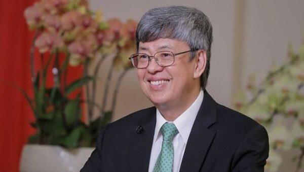 陈建仁感谢台湾人送他最好的卸任礼物:防疫成功