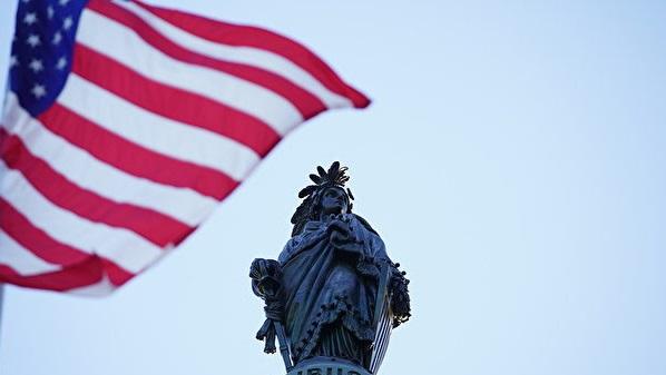 石銘:從美國為慶祝法輪大法日升國旗說起
