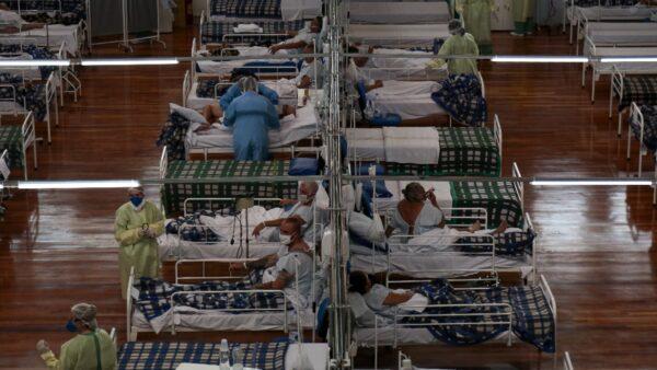 擴大中共病毒旅行禁令 美禁非公民從巴西入境