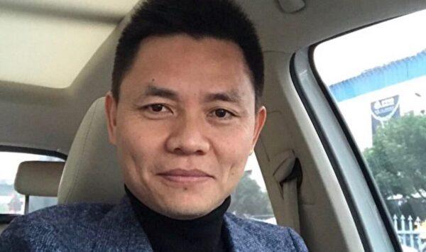 发公开信吁中国启动国民制宪 政法学者张雪忠被警方带走