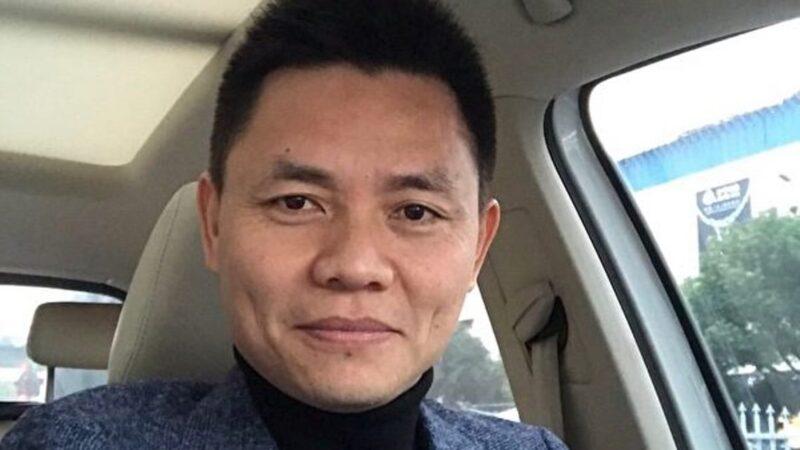 發公開信籲中國啟動國民制憲 政法學者張雪忠被警方帶走