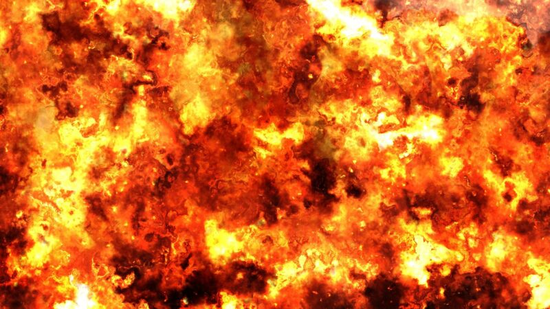 人类史上最严重大爆炸 威力竟比广岛原子弹大1千倍