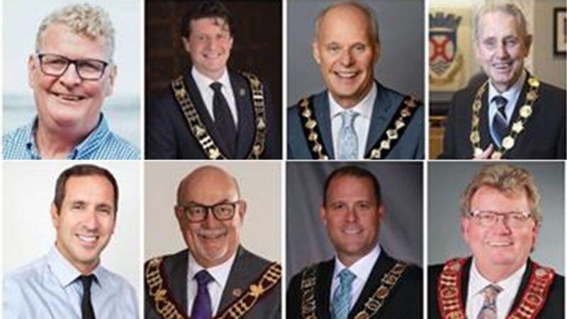 加拿大政要恭賀法輪大法弘傳廿八週年