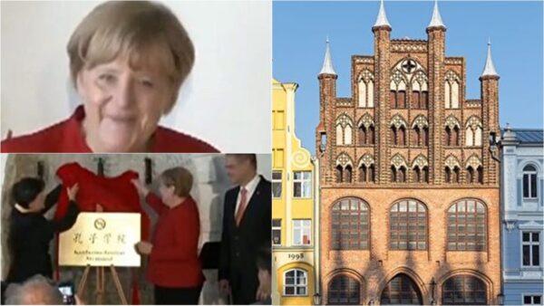 【瘟疫与中共】孔子学院对德国的影响 (1)