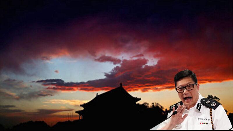孙力军事件延烧香港 邓炳强等警界高层丑闻曝光