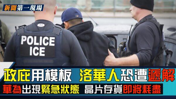 【新闻第一现场】政治庇护用模板 洛华人恐遭递解