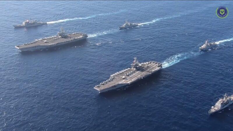 朱兆基:中国军民战狼式思维远远低估美国军事实力