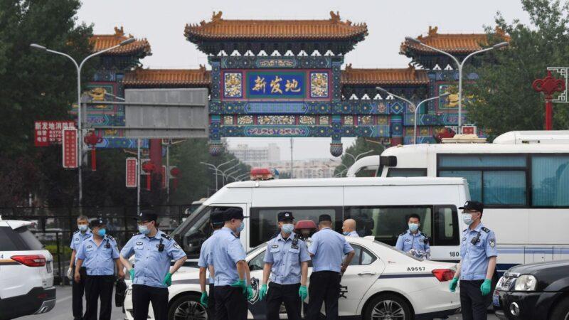 北京疫情突發 2000萬市民菜籃子停擺經濟影響大