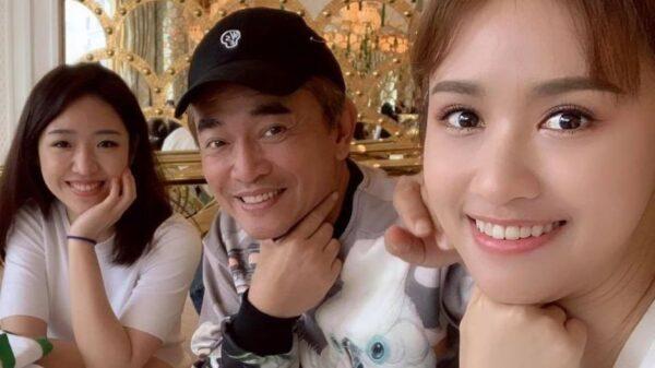 二女儿接受求婚了 吴宗宪将和朱立伦结亲家