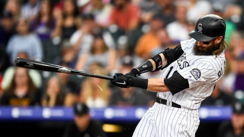 MLB洛矶队数人染疫 外野手布莱克蒙也确诊