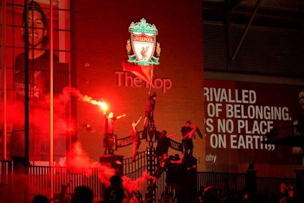 利物浦奪得英超冠軍 三十年一夢終成真