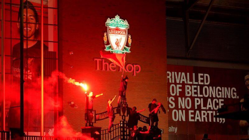 利物浦夺得英超冠军 三十年一梦终成真