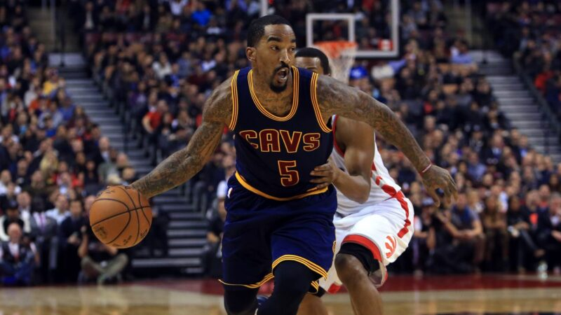 NBA球星痛毆白人 J.R.史密斯:無關種族(視頻)