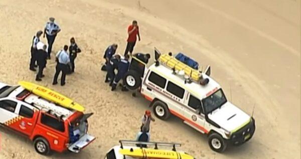 澳洲衝浪客慘遭鯊魚咬住 當場死亡