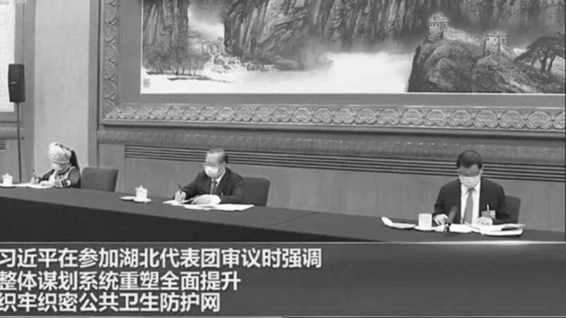 湖北省长王晓东形象大变 满头白发惹猜测