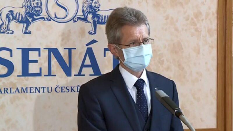 捷克參院議長:台灣是事實獨立的自由國家