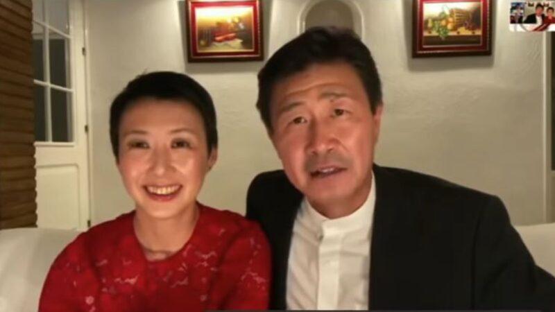 """叶钊颖再发""""灭共推文"""":打倒共产党!"""