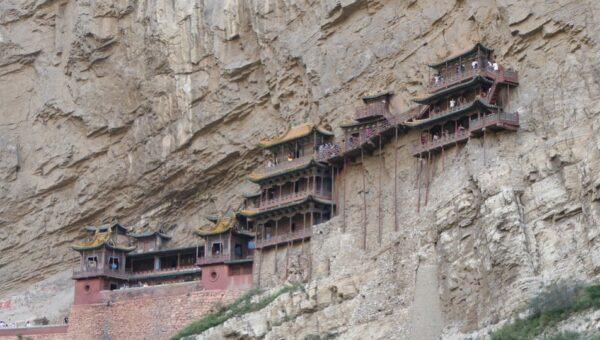 中國古代科學的精品——懸空寺(圖)