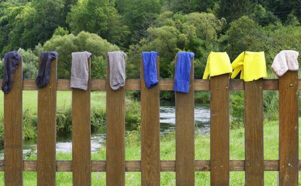 4种除臭法 清除衣服异味(图)