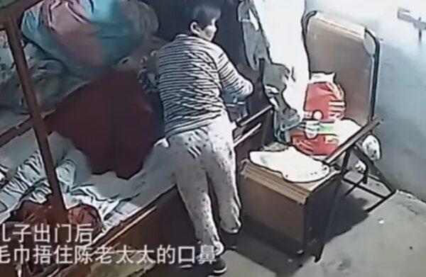 夏小强:江苏保姆为何杀死八旬老太?(视频)