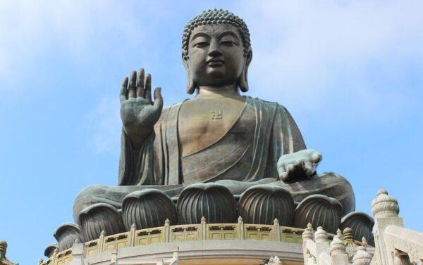 佛陀的智慧:世间有四件事不能长久(组图)