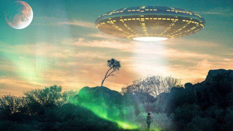 北京男子被外星人带进飞碟的奇异事件(组图)