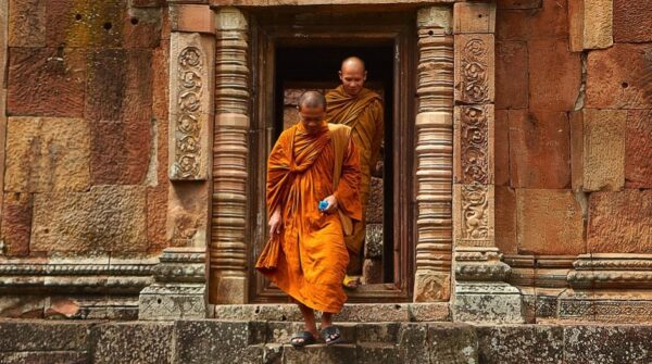 老僧與富翁交情匪淺 死後竟轉生到了他家(圖)