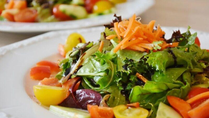 """好好吃饭也能健康 6种营养素助你""""防癌""""(组图)"""
