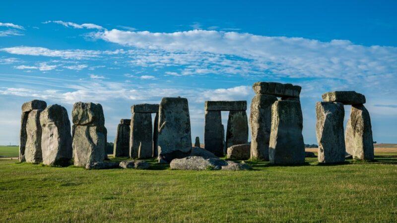 古代的「天文電腦」:神秘巨石陣(組圖)