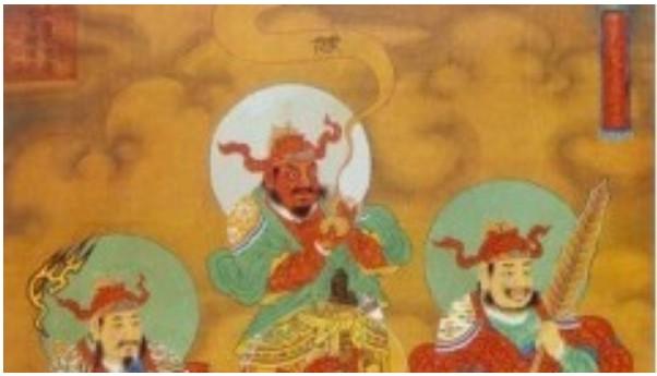 古籍中关于瘟神的传说(图)