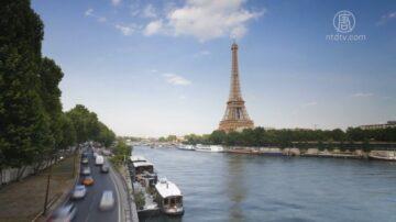 埃菲爾鐵塔重開 徒步登全歐第二高觀景台