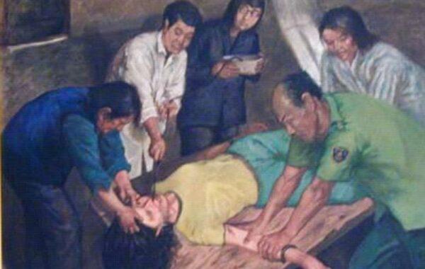 遭野蛮灌食 七旬法轮功学员肖根祥的冤狱之苦