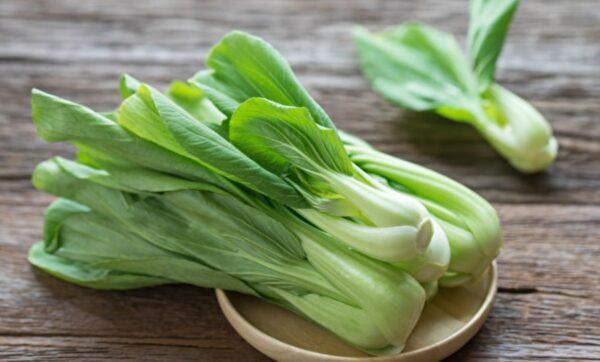 青江菜平凡而營養 2道料理保護呼吸道、助排毒(組圖)