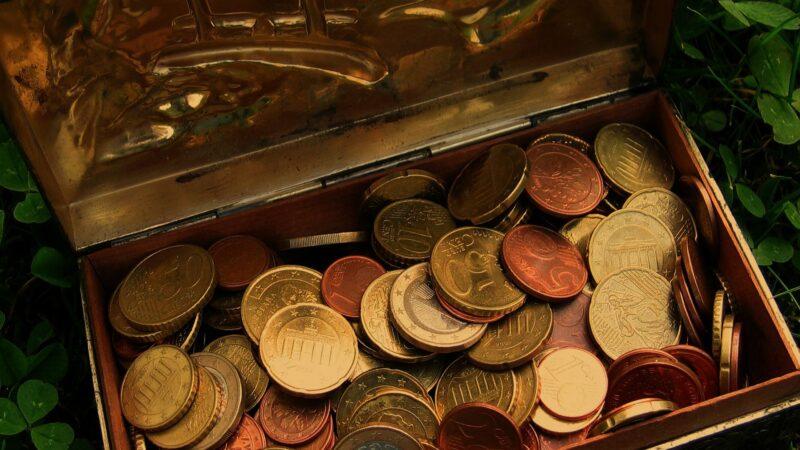 埋藏深山10年 價值百萬美元藏寶箱找到了!