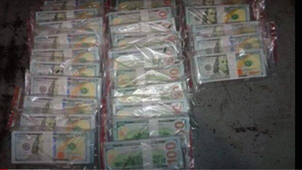 財經冷眼:中國三批巨額假美元抵美 貨幣戰爭爆發 換美元要小心!